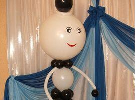 Фигуры из шаров в Оренбурге